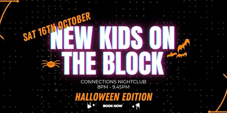 New Kids on the Block - Halloween edition! tickets