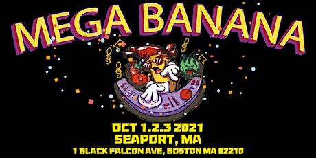 Mega Banana Music Festival - The Pier tickets