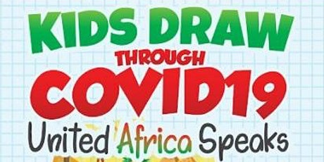 Kids Draw Through Covid19 Virtual Book Release Concert tickets