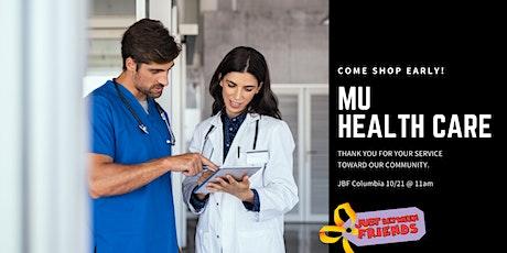 JBF  MU Health Care Presale tickets