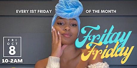 Fritay Friday tickets