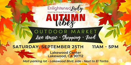 Enlightened Lady - Autumn Vibes Outdoor Market tickets