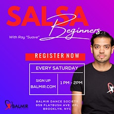 Salsa Dance Class For Beginners 8 Weeks Cycle tickets