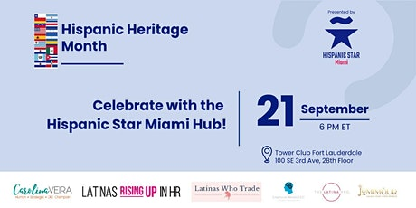 Hispanic Heritage Month Kickoff Celebration tickets