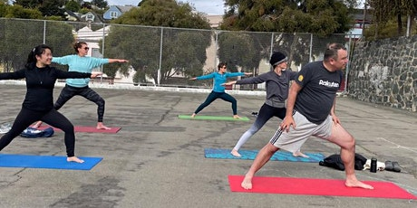 Outdoor Yoga at Bernal Heights Recreation Center tickets