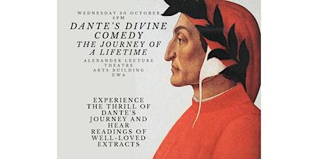 Dante's Divine Comedy: the journey of a lifetime tickets