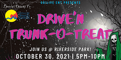 Go!Live Ent Presents - Drive'n-Trunk-O-Treat tickets