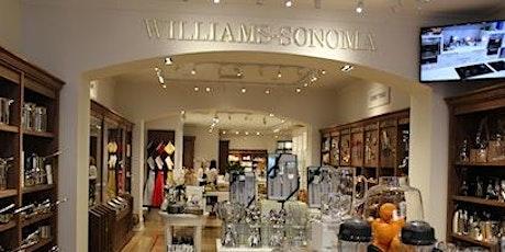 Jobs Briefing - Williams Sonoma tickets