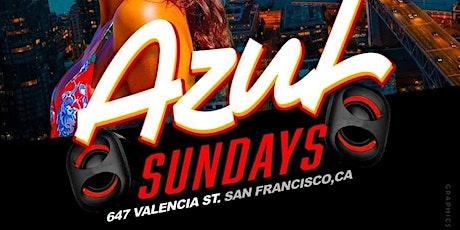 Azul Sundays - 09/19/21 tickets