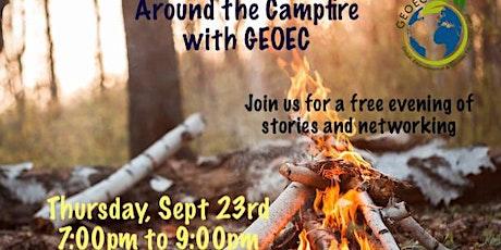 Around the Campfire with GEOEC & Friends tickets