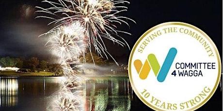Committee 4 Wagga 10 Year Anniversary tickets