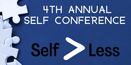 4th Annual Self Conference tickets