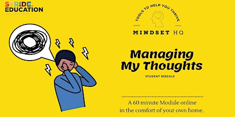 Managing my thoughts tickets
