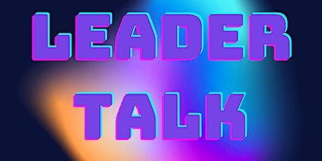 LeaderTalk - Avoiding the 5 Pitfalls of the Contemporary Church tickets