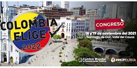 Colombia Elige 2022 entradas