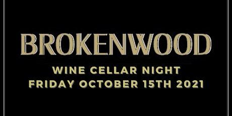 Brokenwood Wine Cellar Night tickets