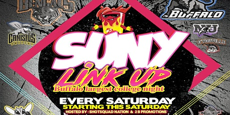 Suny Link Up tickets