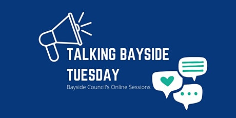 Lunch and Learn: Talking Bayside Tuesday - COVID Community Impacts tickets