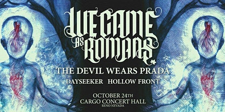 We Came as Romans at Cargo Concert Hall tickets