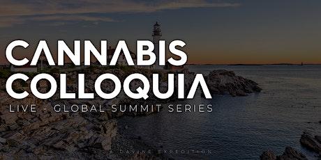 CANNABIS COLLOQUIA - Hemp - Developments In Maine [ONLINE] tickets