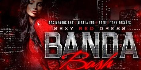 Sexy Red Dress Banda Bash FT: Los K-Bros & Mayito + Djs (2 Rooms of Music) tickets