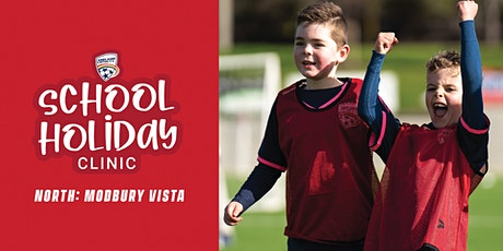 Adelaide United School Holiday Clinic - North tickets