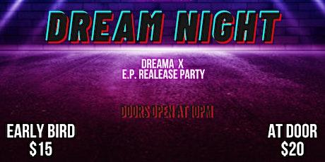 Dream Night tickets