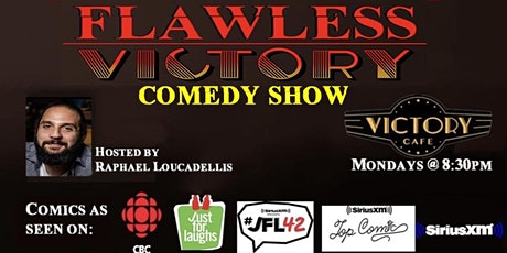 Flawless Victory Comedy Show tickets