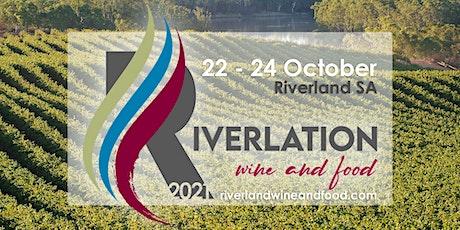 RIVERLATION Gala Degustation Dinner tickets