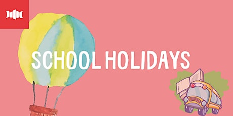 School Holiday Doorstep Library - Nowra Library tickets