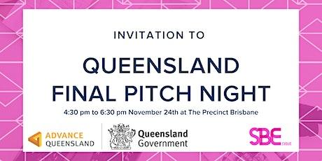 SBE Australia Queensland Evolve Final Pitch tickets