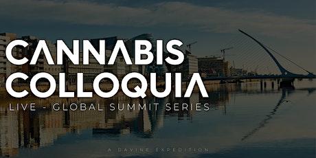 CANNABIS COLLOQUIA - Hemp - Developments In Ireland [ONLINE] tickets