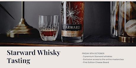 Starward Whisky Tasting and Masterclass tickets