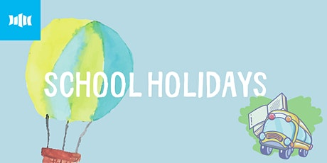 School Holiday Doorstep Library - Ulladulla Library tickets