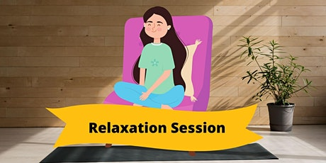 Dealing with Emotional Overwhelm - Relaxation Session tickets