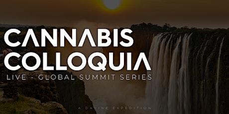 CANNABIS COLLOQUIA - Hemp - Developments In Zimbabwe [ONLINE] tickets