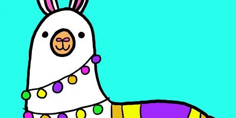 Llama - Kids Workshop tickets