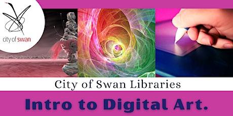 Intro to Digital Art (Midland) tickets