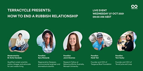 TerraCycle Presents: How to End a Rubbish Relationship tickets