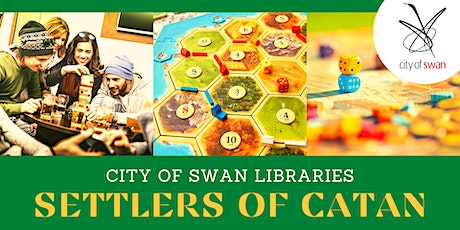 Settlers of Catan (Midland) tickets