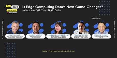 2030 Movement: Is Edge Computing Data's Next Game-Changer? tickets