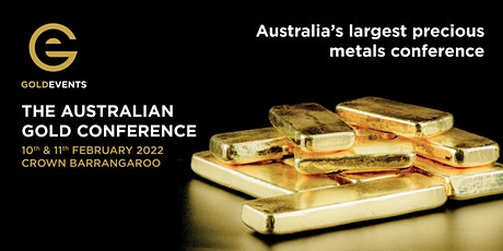 The Australian Gold Conference 2022 tickets