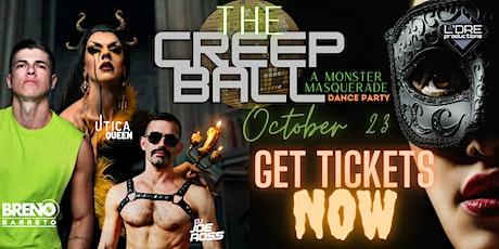 CREEP BALL tickets