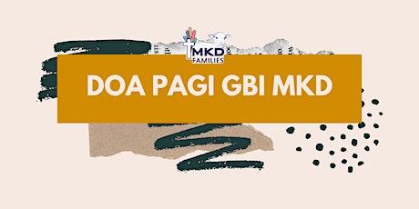 RUMAH DOA PAGI 25 SEPTEMBER 2021 tickets