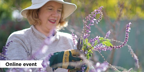Sustainable Gardening with Kaye Roberts-Palmer tickets