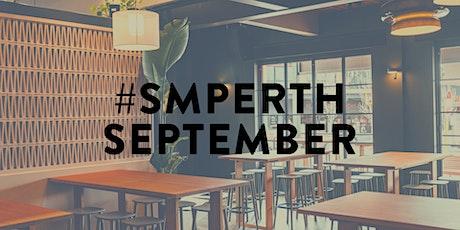 #SMPerth September // Drinks for Perth Social Media tickets