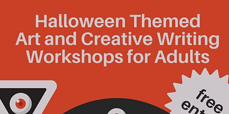 Halloween Art and Writing Workshop tickets