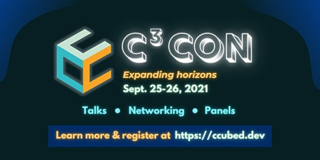 C³ Con 2021 tickets