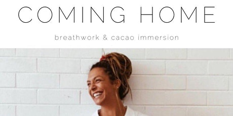 Coming Home - Breath Alchemy with Abbi Coleman tickets