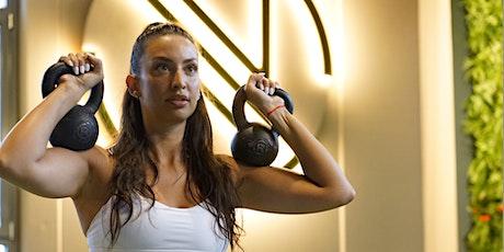 Solace Fitness - Journée d'essai gratuite avec snakcs & Dj! tickets